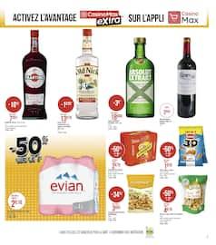 Catalogue Casino Supermarchés en cours, Les 366 jours les + promo de France, Page 5