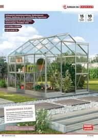 Aktueller BAUHAUS Prospekt, Gartenhäuser/Carports, Seite 102