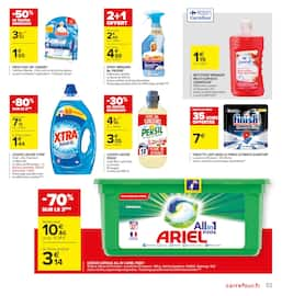 Catalogue Carrefour Market en cours, Black Friday, Page 63
