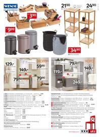 Aktueller XXXLutz Möbelhäuser Prospekt, 43,75% auf vieles, Seite 21