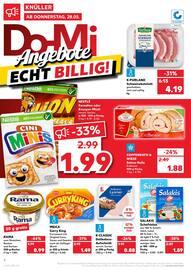 Aktueller Kaufland Prospekt, Frische ECHT BILLIG!, Seite 2