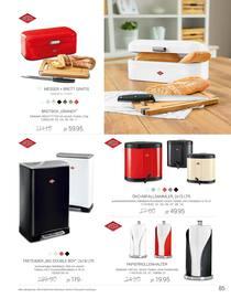 Aktueller porta Möbel Prospekt, Küchenwelt mit viel Platz zum Leben., Seite 85