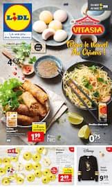 Catalogue Lidl en cours, Fêtons le Nouvel An chinois !, Page 1