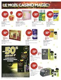 Catalogue Géant Casino en cours, Le mois Casino magic !!, Page 62