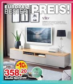 Aktueller Möbel Inhofer Prospekt, Jetzt online 10% Rabatt zusätzlich auf diese Prospektartikel und viele weitere!, Seite 6