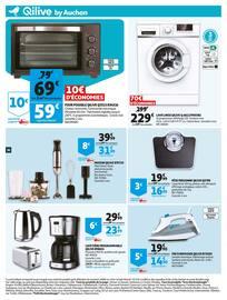 Catalogue Auchan en cours, Vos plus beaux moments inspirent nos meilleurs produits, Page 36