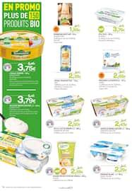 Catalogue NaturéO en cours, En promotion plus de 150 produits BIO, Page 14