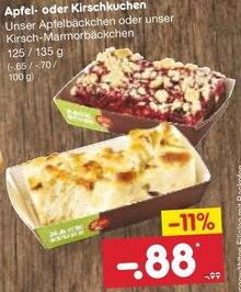 Backwaren im aktuellen Netto Marken-Discount Prospekt für 0.88€