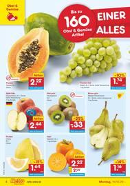 Aktueller Netto Marken-Discount Prospekt, EINER FÜR ALLES. EINER FÜR ALLES., Seite 4