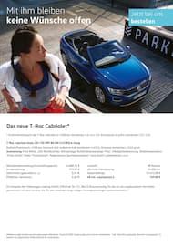 Aktueller Volkswagen Prospekt, Herzlich willkommen im Volkswagen Zentrum Leverkusen!, Seite 2