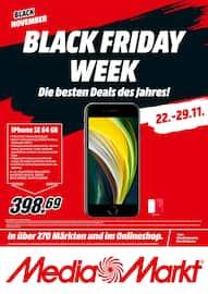Aktueller MediaMarkt Prospekt, Black Friday Week, Seite 3