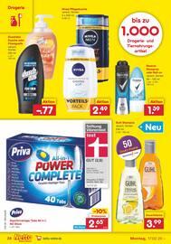 Aktueller Netto Marken-Discount Prospekt, DU WILLST NÄRRISCH GÜNSTIG EINKAUFEN? DANN GEH DOCH ZU NETTO!, Seite 24