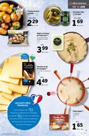 Catalogue Lidl en cours, Cuisine d'hiver, Page 7