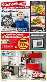 Aktueller Möbel Inhofer Prospekt, Küchen kauft man beim Testsieger!, Seite 3