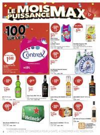 Catalogue Casino Supermarchés en cours, Le mois puissance MAX, Page 8