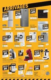 Catalogue Electro Dépot en cours, Soldes : jusqu'à -50% en dépôt et sur electrodepot.fr, Page 6