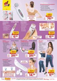 Aktueller Netto Marken-Discount Prospekt, Nachhaltig und lecker!, Seite 24
