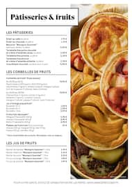 Catalogue Monoprix en cours, Le guide traiteur, Page 6