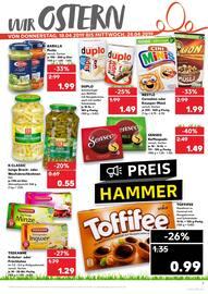 Aktueller Kaufland Prospekt, Essen ist Liebe, Seite 3