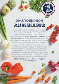Catalogue Carrefour City en cours, Poires au four, crumble au quinoa et fruits secs, Page 2