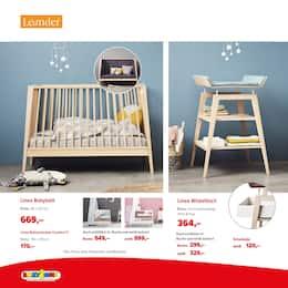 Aktueller BabyOne Prospekt, Möbel zum Wohlfühlen, Seite 40