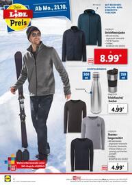 Aktueller Lidl Prospekt, Perfekt gekleidet für den Winter, Seite 4
