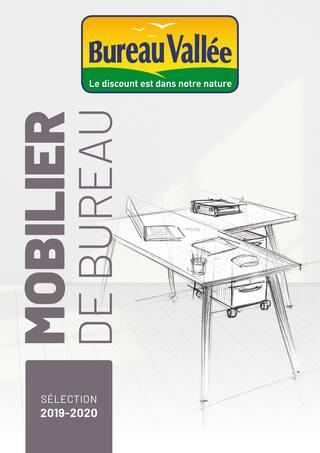 Catalogue Bureau Vallée en cours, Mobilier de Bureau, Page 1