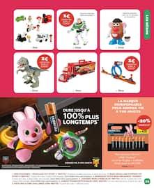 Catalogue Monoprix en cours, Le catalogue jouets, Page 19