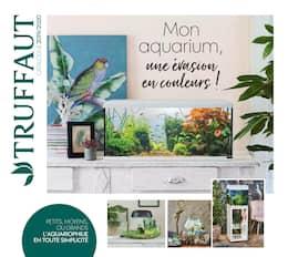 Catalogue Truffaut en cours, Mon aquarium, une évasion en couleurs ! , Page 1