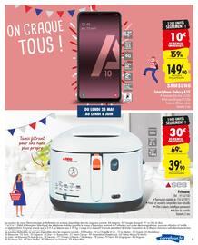 Catalogue Carrefour en cours, Le mois qui aime la France, Page 5