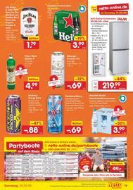 Aktueller Netto Marken-Discount Prospekt, DU WILLST NÄRRISCH GÜNSTIG EINKAUFEN? DANN GEH DOCH ZU NETTO!, Seite 19