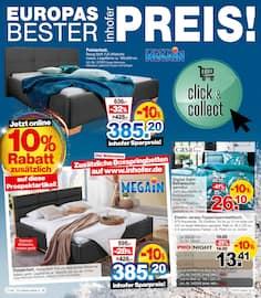 Aktueller Möbel Inhofer Prospekt, Jetzt online 10% Rabatt zusätzlich auf diese Prospektartikel!, Seite 13