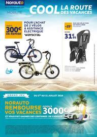 Catalogue Norauto en cours, Cool la route des vacances, Page 17