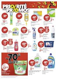 Catalogue Casino Supermarchés en cours, Priorité aux bons plans, Page 22