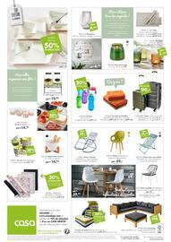 Catalogue Casa en cours, Un été plein de réductions, Page 2