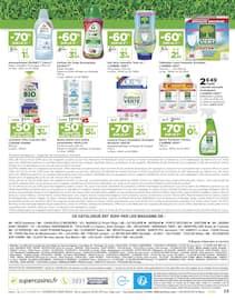 Catalogue Casino Supermarchés en cours, Sélection BIO, Page 23