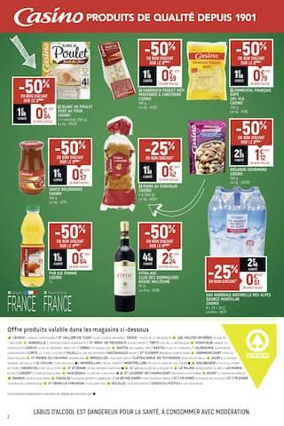 Catalogue Spar en cours, Les promos Sparfaites !, Page 2