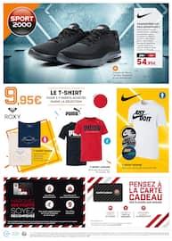 Catalogue Sport 2000 en cours, Notre anniversaire & vos bonnes affaires, ça matche !, Page 2