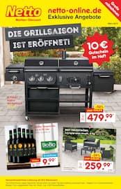 Netto Marken-Discount, Die Grillsaison ist eröffnet! für München