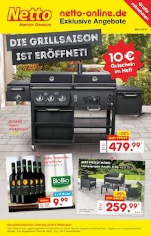 Netto Marken-Discount, DIE GRILLSAISON IST ERÖFFNET! für Düsseldorf