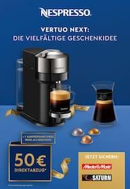 Aktueller Nespresso Prospekt, VERTUO NEXT: Die vielfältige Geschenkidee, Seite 1