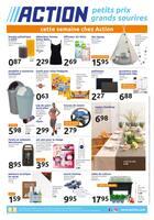 Catalogue Action en cours, Petits prix grands sourires, Page 1