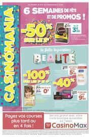 Catalogue Casino Supermarchés en cours, 6 semaines de fête et de promos !, Page 48