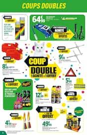 Catalogue Feu Vert en cours, Coup double : 1 acheté = 1 offert, Page 2