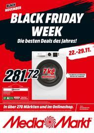 Aktueller MediaMarkt Prospekt, Black Friday Week, Seite 4