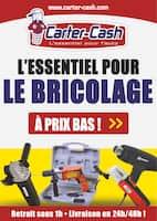 Catalogue Carter-Cash en cours, L'essentiel pour le bricolage, à prix bas !, Page 1