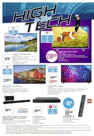 Catalogue Géant Casino en cours, La selec' High Tech, Page 2