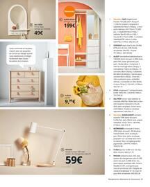 Catalogue IKEA en cours, Réveillez votre intérieur, Page 61