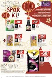 Catalogue Spar en cours, Les petits prix, Spar ici !, Page 2