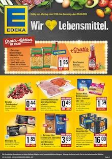 EDEKA, WIR LIEBEN LEBENSMITTEL! für Frauenprießnitz
